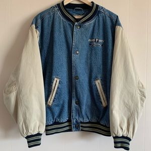 Vintage Gear For Sports Food City Jacket